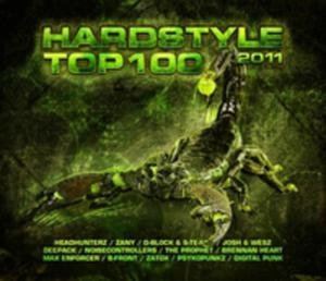 Hardstyle Top 100 2011 - 2839361716