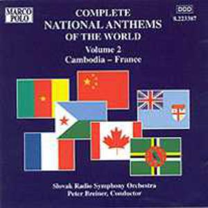 National Anthems Vol. 2 - 2839192709