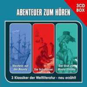 Abendteuer Zum Horen =box - 2839344377