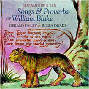 Songs & Proverbs Of William Blake - 2868698112