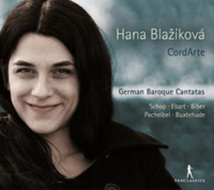 German Baroque Cantatas - Schop, Ebart, Biber, Pachelbel, Buxtehude, . . . - 2839379612