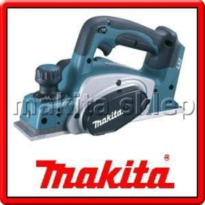DKP180Z BODY Akum. 18V Li-Ion strug do drewna 80mm BKP180Z (BODY) MAKITA DO LXT 600 FIRMOWY SKLEP MAKITA (MAKITA.SKLEP.PL) 322170506 zmiana oznaczenia z BKP180 na DKP180 - 2825388877