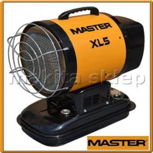 XL5 nagrzewnica - promiennik olejowy MASTER - 2825389407