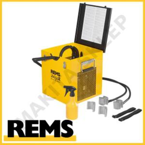 131011 ZAMRAŻARKA REMS FRIGO 2 SET Elektryczna zamrażarka do rur z zamkniętym obiegiem środka mrożącego 230V 430W FRIGO2 - 2834662173