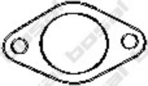 256-080 BSL 256-080 USZCZELKA TLUMIKA - FORD PROBE 2,0 MAZDA 626 BOSAL CZESCI MONTAZOWE BOSAL [869682] - 2174951845