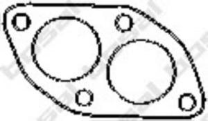 256-901 BSL 256-901 USZCZELKA TLUMIKA - AUDI 80 1,6/1,8S 91 VW PASSAT BOSAL CZESCI MONTAZOWE BOSAL [874884] - 2174952186