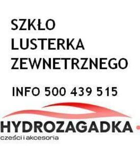 D025P-2 VG 2536D025P-2 SZKLO LUSTERKA FORD FOCUS C-MAX 04-07 PLASKIE PR SZT INNY ADAM SZKLA LUSTEREK INNY [913434] - 2174965213