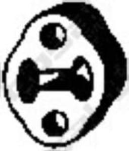 255-302 BSL 255-302 TLUMIK BOSAL ALFA ROMEO 147 2000-08 MERCEDES A 140, A160, A 190 1997-2004 SZT BOSAL TLUMIKI BOSAL [1066445] - 2174979122