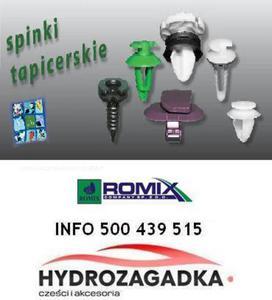 10000 SP 10000 SPINKA SPINKA TAPICERSKA FIAT CZARNA /FIAT TIPO/ [25] ROMIX OPK ROMIX SPINKI TAPICERSKIE ROMIX [855901] - 2174989629
