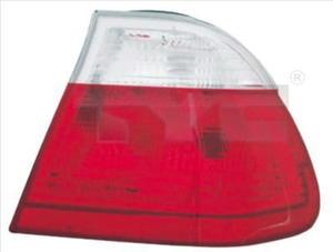 11-5915-11-2 TYC 11-5915-11-2 LAMPA TYL BMW 3 E-46 98-05 ZEWN BIALY KIERUNKOWSKAZ SEDAN -09/01 PR SZT INNY TYC OSWIETLENIE TYC [881349] - 2174985261