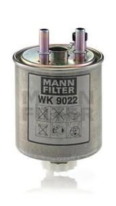 WK 9022 MAN WK9022 FILTR PALIWA RENAULT KANGOO/LAGUNA/TWINGO 1.5/2.0/3.0 DCI 09 SZT MANN-FILTER...
