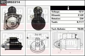 DRS3314X DR DRS3314X ROZRUSZNIK ALFA 145/146/156/FIAT BRAVA/DOBLO/GRANDE PUNTO/IDEA/STILO/LANCIA...