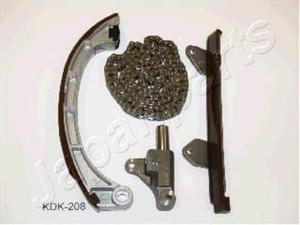 KDK-208 JP KDK-208 ROZRZAD KPL LANCUCHOWY TOYOTA YARIS VERSO (NC/LP2_) 1.3 (NCP22) SZTJAPANPARTS ROZRZADY I POMPY WODY JAPANPARTS [1258154] - 2175027966