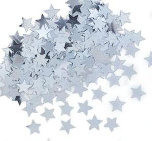 Konfetti srebrne gwiazdki - 2832938784