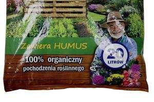 Florovit Pro Natura kompost granulowany 20l - 2856238453