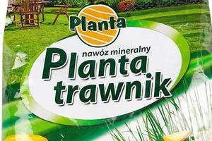Nawóz mineralny na trawniki 3kg PLANTA - 2833015918