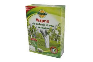 Wapno do bielenia drzew i krzewów - karton 2kg PLANTA - 2864170952