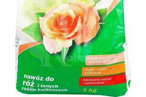 Florovit nawóz do róż i innych roślin kwitnących 3kg - 2833017166