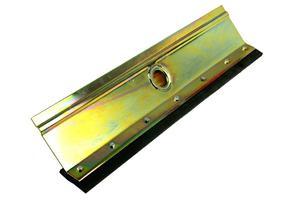 Wytrzymała, metalowa ściągaczka do wody, prosta 55 cm - 2877287598