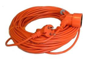 Przedłużacz ogrodowy kosiarkowy Acar 2x1,5mm -30m - 2877587500