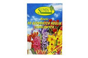 Nawóz do roślin cebulowych Sumin 1kg - 2868033256