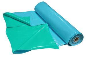 Folia do oczek wodnych, stawów i basenów Akwen 500, zielono-niebieska 6x7m - 2882038206