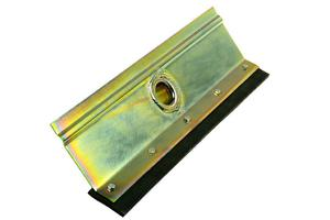 Wytrzymała, metalowa ściągaczka do wody, prosta 40 cm - 2833018362