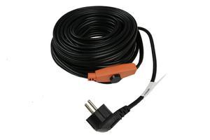 Kabel grzewczy 12m z energooszczędnym termostatem 192 W - 2859186419