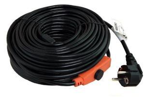 Kabel grzewczy 14m z energooszczędnym termostatem 224 W - 2833018442