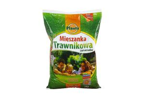 Mieszanka trawnikowa uniwersalna 2kg firmy Planta - 2833016059