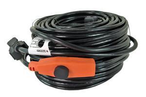 Kabel grzewczy 18m z energooszczędnym termostatem 288 W - 2879987325