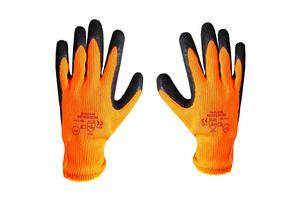 Rękawice zimowe robocze ocieplane rozmiar 10 - 2833019005