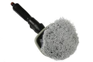 Okrągła szczotka do mycia samochodów ON/OFF - 2882545578