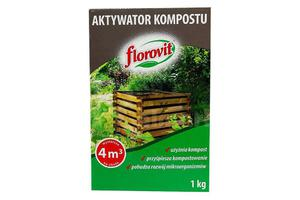 Florovit aktywator kompostu 1 kg - 2876579840