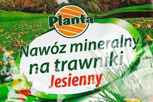 Nawóz mineralny na trawniki jesienny 3kg PLANTA - 2875302000
