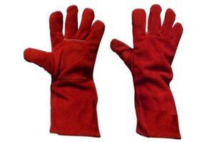 Rękawice spawalnicze z dwoiny bydlęcej (30 par) - 2833019190