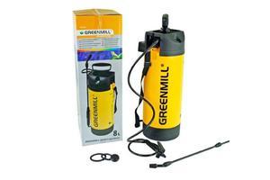 Profesjonalny opryskiwacz ciśnieniowy 8l GB9080 Greenmill - 2869983063