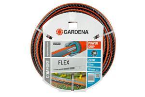 Wąż ogrodowy nie skręcający się Gardena Comfort FLEX 3/4x25m 18053 - 2873756409