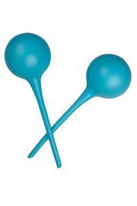 Kule nawilżające, kule nawadniające do kwiatów doniczkowych - 2 sztuki, kolor niebieski - Niebieski - 2851011787