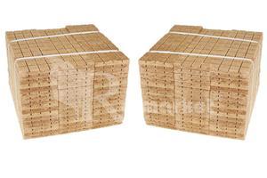 Podpałka szara 4080 kostek (102szt tabliczek po 40 kostek) - 2842141069