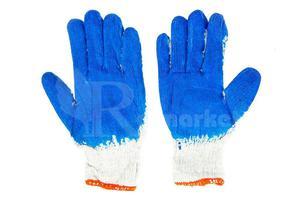 Rękawice robocze WAMPIRKI XL niebieskie - 2868353386