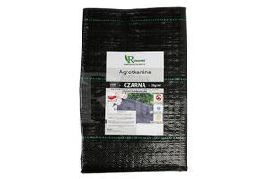 Polska agrotkanina czarna 1,1x20m (70g) - 2868033331