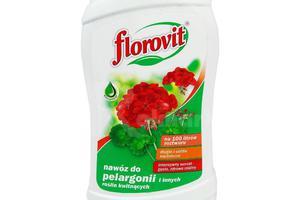 Florovit nawóz do pelargonii i innych roślin kwitnących 1l - 2878992441