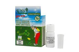 Golf Extra silny środek chwastobójczy na mlecze, koniczynę, szczaw tępolistny 20ml - 2877287638