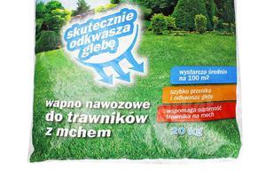 Florovit wapno nawozowe do trawników z mchem 20kg - 2848582565