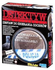 ZESTAW MAŁEGO DETEKTYWA - Zestaw Małego Detektywa - 2826001999