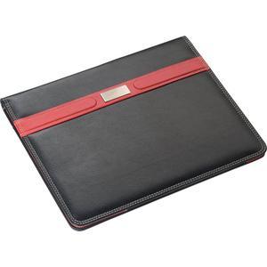 Teczka A4 z notesem RED STRIPE - 2255950098