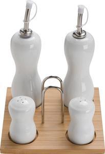 Zestaw porcelanowych pojemników na przyprawy - 2255950198