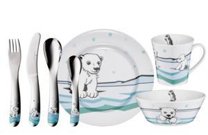 Zestaw dla dzieci 7 szt. ICE BEAR - AUERHAHN - 7500-0138 - 2832520125