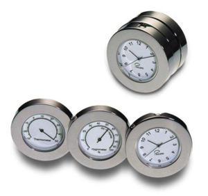 Stacja pogodowa z zegarem Trio - PHILIPPI - 232001 - 2832521287
